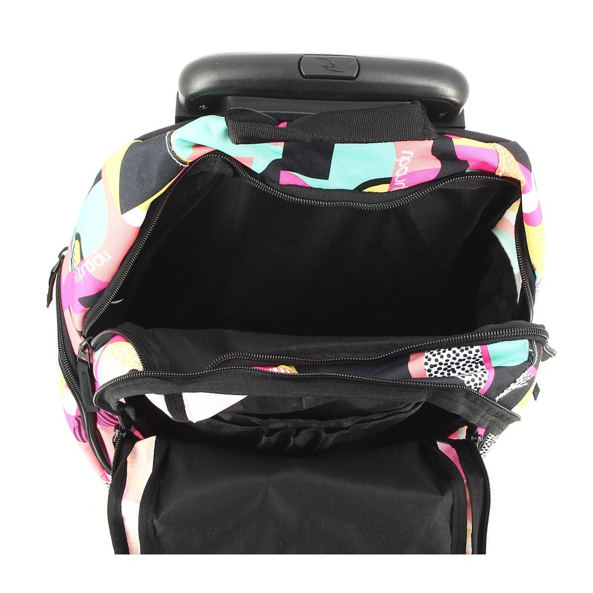 rip curl sac dos roulettes fille wh rock it paola. Black Bedroom Furniture Sets. Home Design Ideas