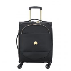 Delsey - Valise cabine souple extensible slim 55cm Montrouge (2018803)