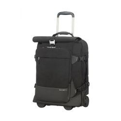Samsonite - Sac à dos à roulettes taille cabine 46.5 litres Ziproll (116880)