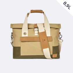 "Faguo - Porte-documents homme en polyester recyclé et coton local ordinateur 15"" Laptopf (s20lu1904)"