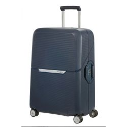 Samsonite - Valise rigide taille moyenne 4 roues 69cm 80 litres Magnum (109505)