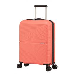 American Tourister - Valise rigide taille cabine 55cm 4 doubles roues 33.5 litres Airconic (128186)